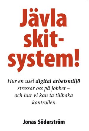 Omslag Jävla skitsystem