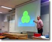 Från föreläsning på Malmö Allmänna Högskola, 29 okt