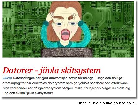 Klipp från UNT.se