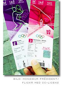 biljetter till London-OS