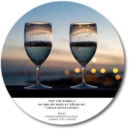 Bild på två glas
