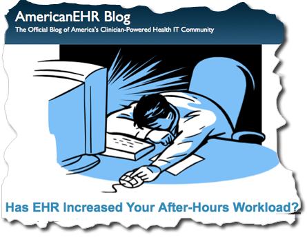 utdrag från EHR-bloggen