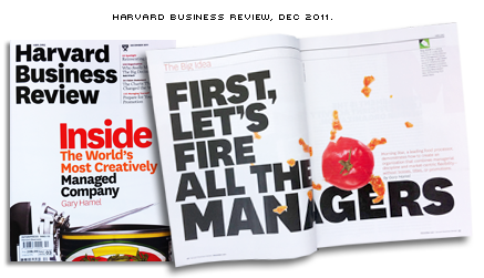 harvard business review dec 2011