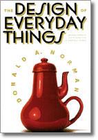 boken the design of everyday things har en kaffekanna med felvänd pip, omöjlig att hälla ur, på omslaget