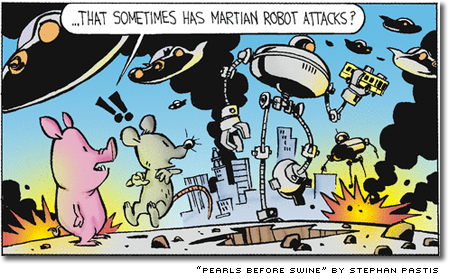 pearls before swine-serie av stephan pastis